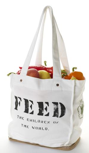 Lauren Bush, Rebel Niece, Has a Brand New Bag : Feelgood Style