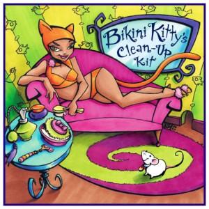 Bikini Kitty Logo