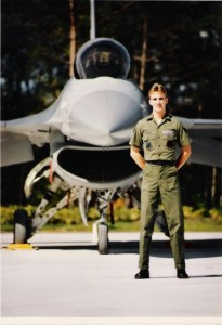 Mark Gerow Air Force