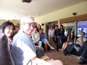 EcoPreneur Salon Attendees, Marrakesh House, May '09.