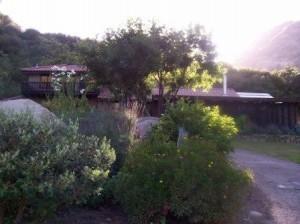Calliote Canyon, Ojai, Main House