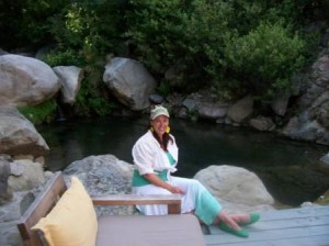 Dipping Pool Calliote Canyon