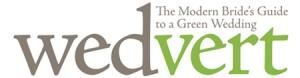 New WedVert logo