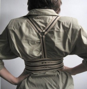 Harness Back View