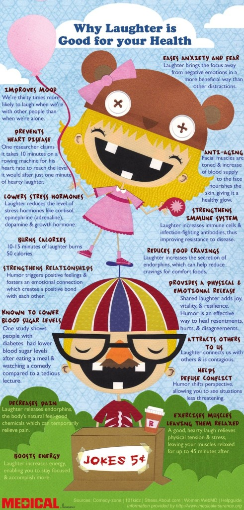 laughter health