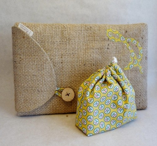 handmade upcycled bags from 5th Season Designs