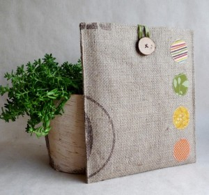 Re-using waste to create chic bags from 5th Season Designs