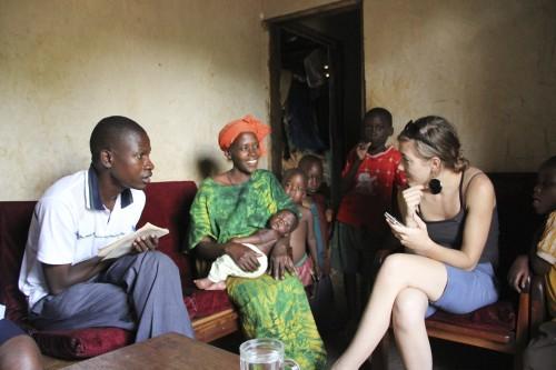 Nakate Project in Uganda