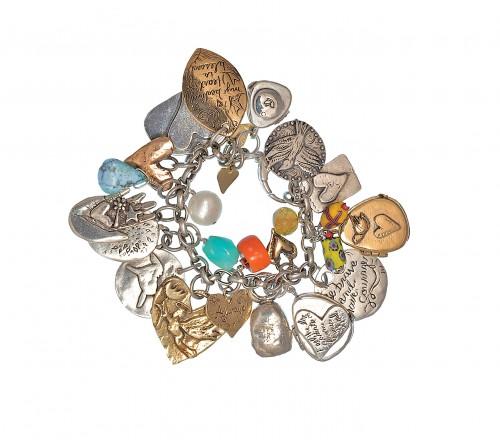 Jes MaHarry Charm Bracelet
