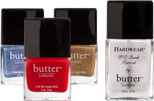 Butter London Nail Polish Coterie