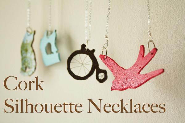 DIY Necklace Cork