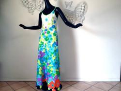 60s maxi dress