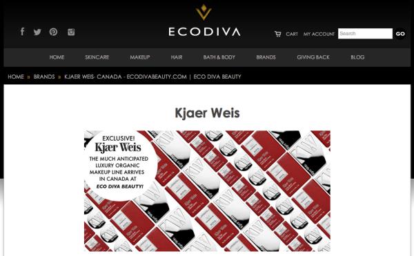 EcoDivaBeautyScreenShot2