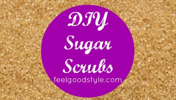 6 Homemade Sugar Scrub Recipes
