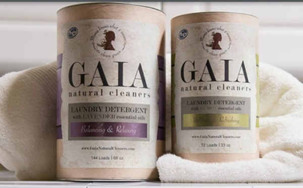 Gaia Natural Cleaners Laundry Detergent