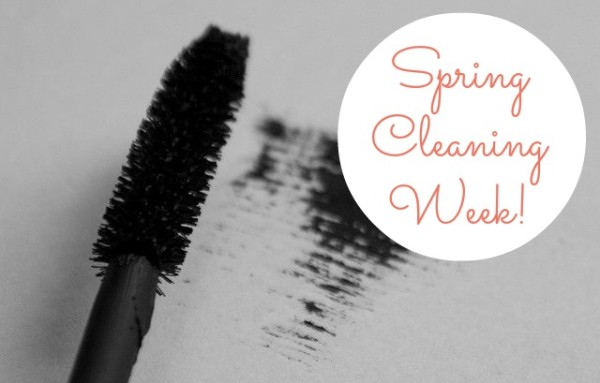 Mascara Spring Cleaning Week by EndOrfinaS~ at Flickr.com