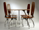 Dining room furniture from Knu