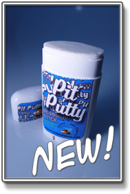 Bubble and Bee Pit Putty