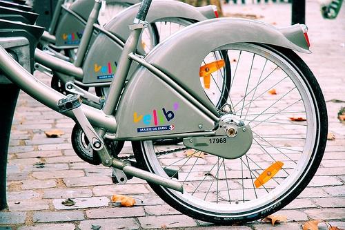 Vélib' Bike