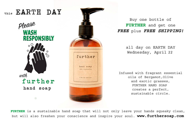 further soap earth day sale