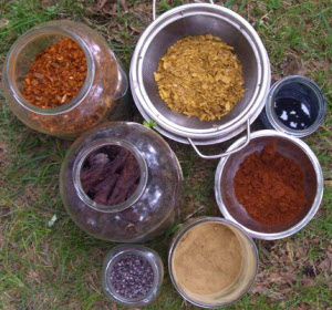 Natural Plant Dyes from Gaia Conceptions