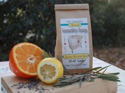 Eco Everyday Natural Laundry Soap