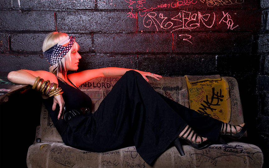 She-Bible and Organic Makeup Photo Shoot