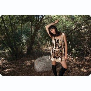 Popomomo Self Belt Dress-Curatorial Collection