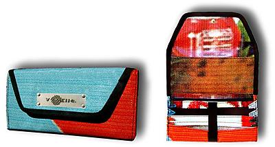 Vy&Elle Tri-Fold Wallet