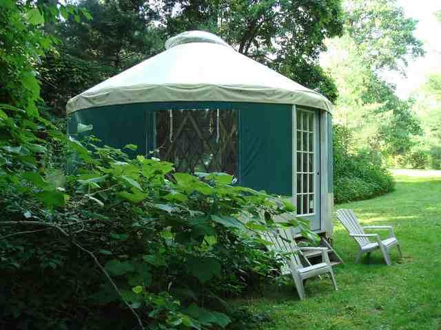 Blue Ridge Yurt