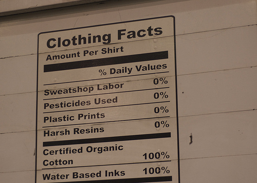Clothing Facts