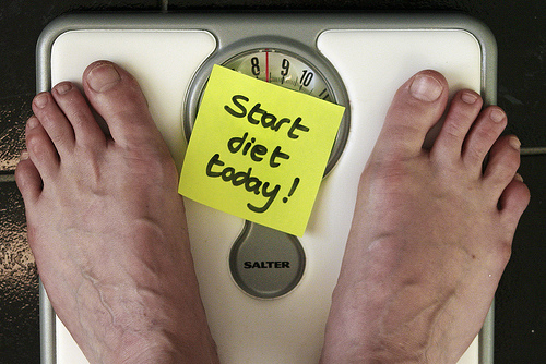 The scale is not the key to healthy weight loss.