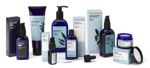 Naturopathica EcoCert Organic Skin Care