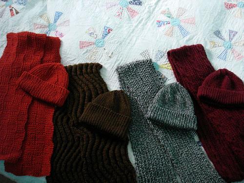 hats n scarves