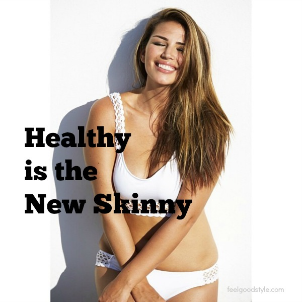 It S Model Home Monday And We Re Loving This Look At: Healthy Is The New Skinny!