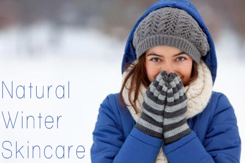 5 Natural Winter Makeup Solutions for Dry Skin