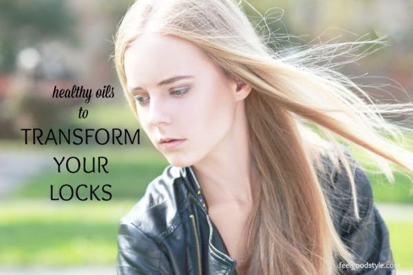 3 Healthy Hair Oils