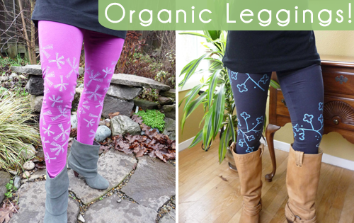 organic leggings