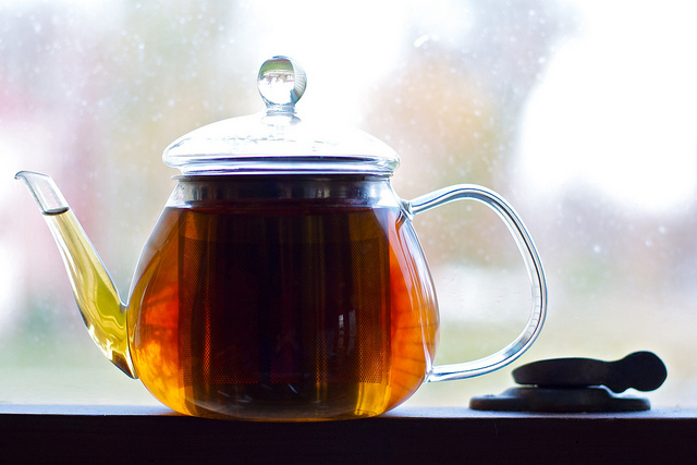 tea for tanning