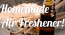Homemade Air Freshener without Harmful Chemicals
