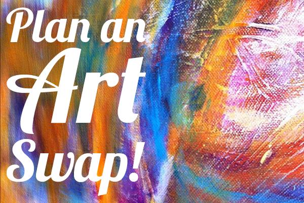 plan an art swap