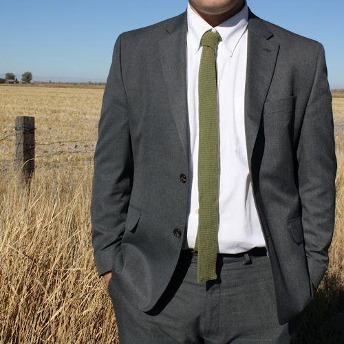 sweater tie