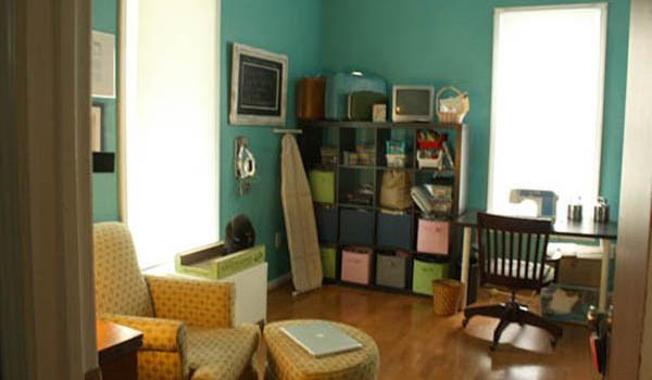 hotel furniture in craft studio