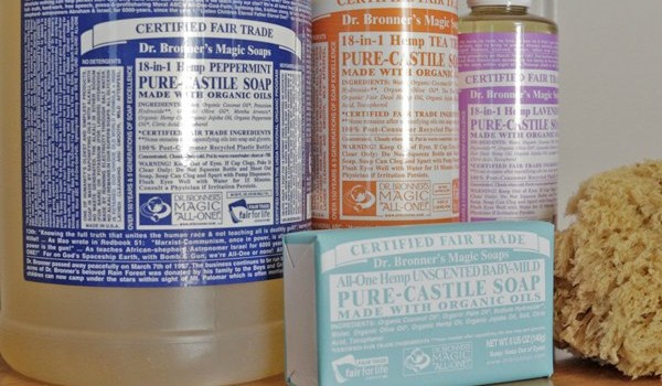Dr. Bronner's Soaps