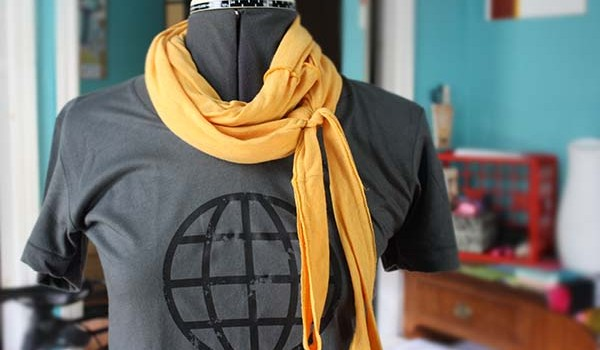 3 DIY Scarves for Fall