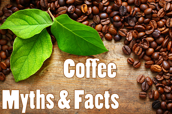 coffee myths and facts