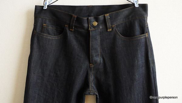 Mens Jeans by verypurpleperson at Flickr.com, Creative Commons license.