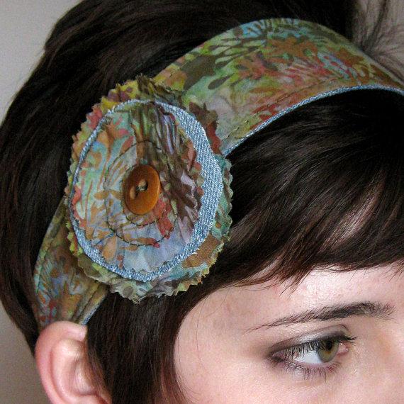 Lynn Minney spring headband