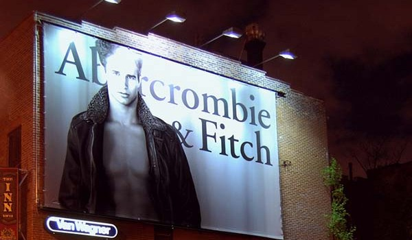 Abercrombie and Fitch Fat Chicks