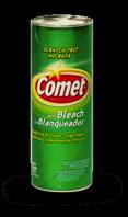 Comet Cleanser 2